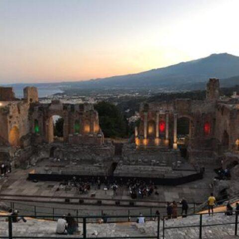 Dal Teatro antico